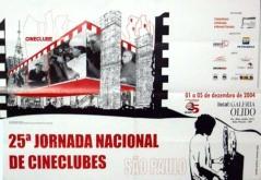 25 Jornada Nacional de Cineclubes