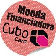 Selo Cubo Card moeda financiadora