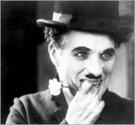 Chalie Chaplin.