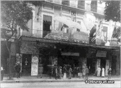 1929 - Rio de Janeiro - Cineclub Chaplin