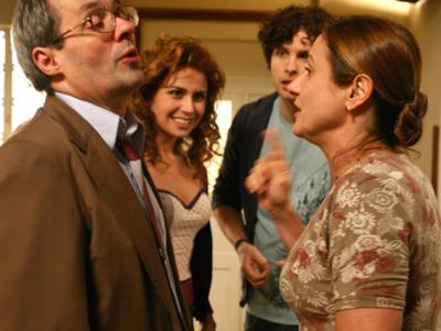 Cena do filme Caixa Dois